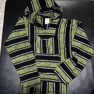 Sun specs pullover( drug rug) Sz large